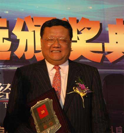 图文:凤凰卫视董事局主席、行政总裁刘长乐先生