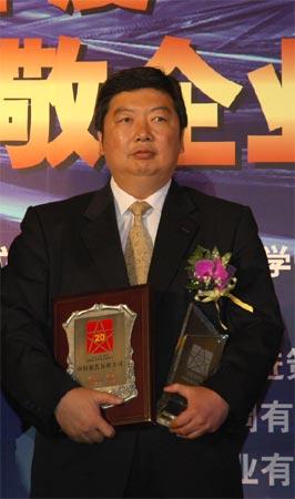 图文:中国惠普有限公司执行副总裁纪治兴先生