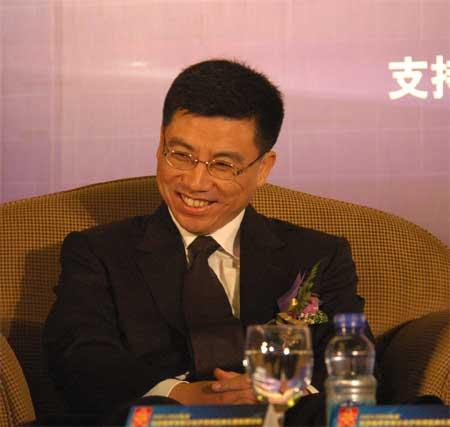 图文:诺基亚中国投资有限公司副总裁席俏先生