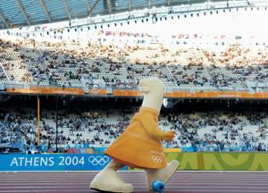 奥运吉祥物能给申报地带来什么?(热点播报)(图)