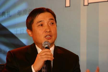 图文:安捷伦科技中国区总经理霍丰现场发言