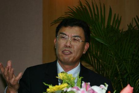 图文:北京首创集团有限公司总经理刘晓光演讲