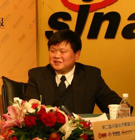 嘉宾介绍:中国经济研究中心副教授沈明高