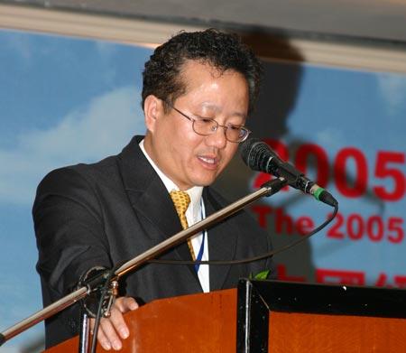 图文:香港全方位房地产顾问公司董事总经理陈