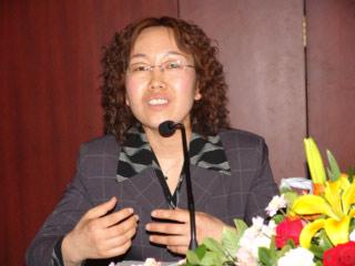图文:中国农业大学食品学博士白凤梅