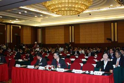 图文:2005年中国并购年会会场一览