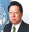 联合国副秘书长陈健简历