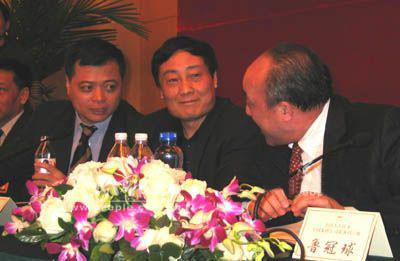 浙江大力倡导为企业和企业家服务(图)