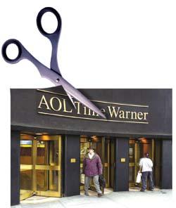 合并后效果不好时代华纳考虑分拆上市AOL