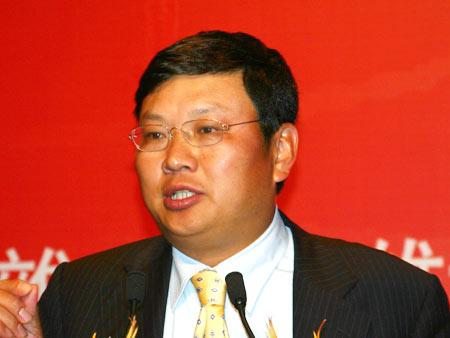 图文:长江商学院院长项兵发言