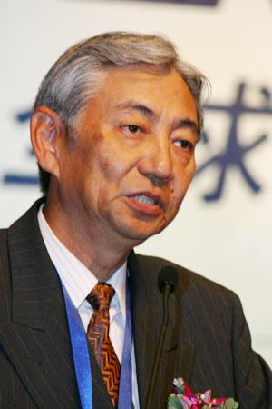 图文:索尼(中国)有限公司董事长小寺圭