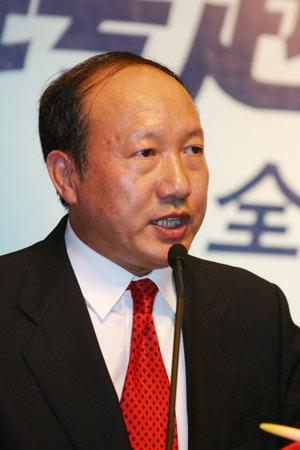 图文:海航集团董事长陈峰
