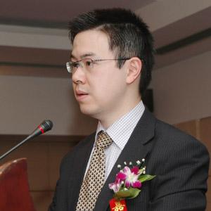 图文:软银投资银行部总裁温天纳