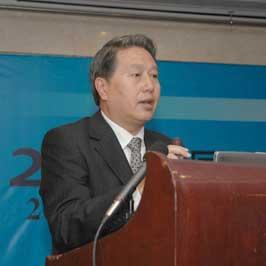 图文:普华永道国际资本市场部高级经理赵迎春