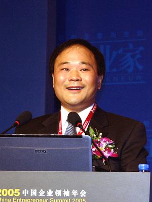 李书福:创新是创造一种新的价值