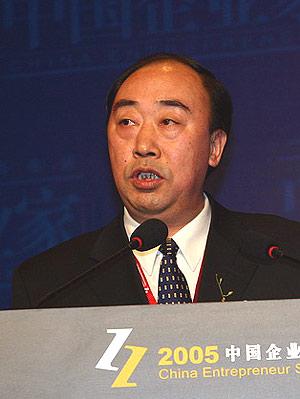 图文:经济日报社社长徐如俊
