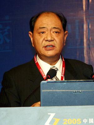 图文:中国出口信用保险公司总经理唐若昕