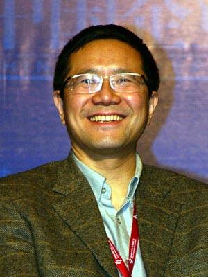 图文:聚众传媒总裁虞峰