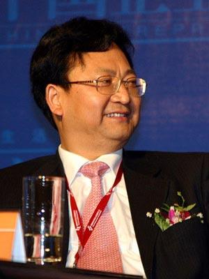 图文:中共西安市委常委西安高新区主任景俊海