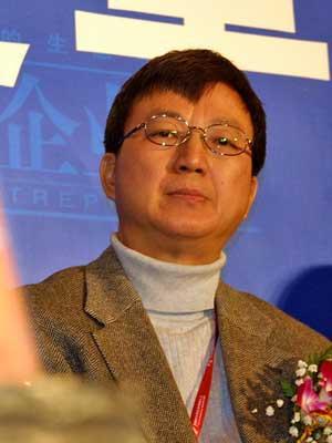 图文:中国银行行长助理朱民