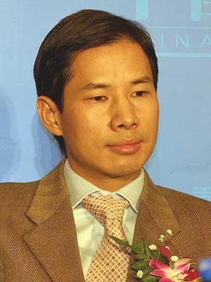 图文:高盛亚洲有限责任公司董事总经理胡祖六