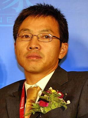 图文:国风集团董事长欧阳旭