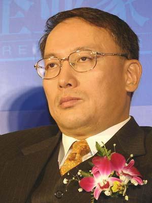 图文:惠普中国有限公司副总裁舒奇
