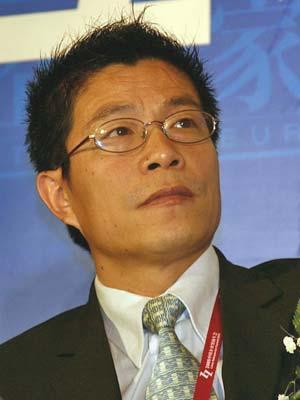 图文:华谊兄弟传媒集团董事长兼总裁王中军