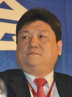 图文:皇冠企业集团台湾公司常务董事江永雄