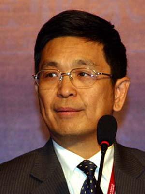 图文:中国期货经纪有限公司董事长田源