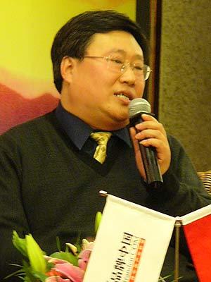 图文:中国当代营销网CEO范云峰