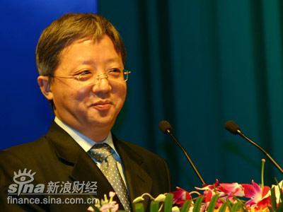 图文:北京日报报业集团总编辑严力强