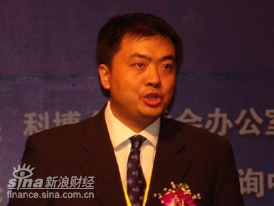 图文:北京朝阳区人民政府区长陈刚