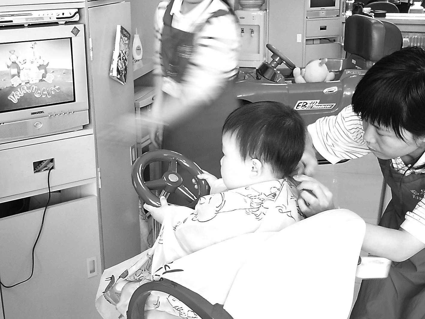 儿童理发店一年收回投资