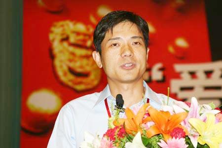 图文:百度CEO李彦宏