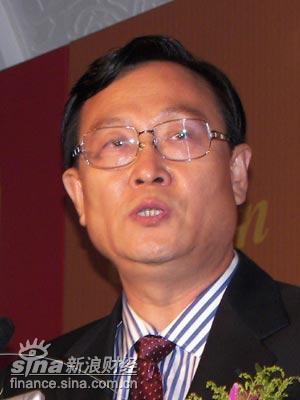 图文:东莞市常务副市长冷晓明