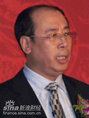 图文:吉林松原市副市长吴兴宏