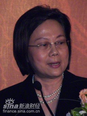 图文:GE(中国)医疗集团副总裁吴浣苓