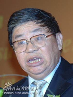 图文:中国社会科学院副院长陈佳贵