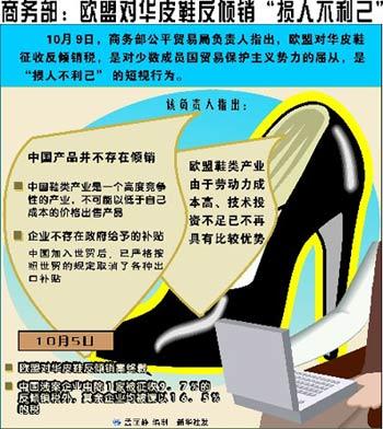 中国最大民营鞋企宣布对欧盟提起反倾销诉讼
