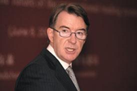 曼德尔森抵京推销中欧新框架