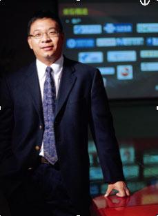 亚信集团CEO兼总裁、亚信科技CEO兼总裁张振清简介
