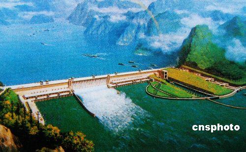 新华网援引长江三峡消息发电厂的水力称貂蝉视频爆分图片