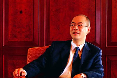 中信证券研究部执行总经理徐刚简历