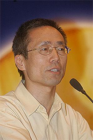 图文:鹿苑天闻投资顾问公司首席顾问施光耀