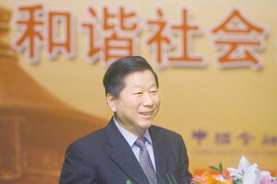 尚福林定调:股改基本完成继续抓好清欠工作