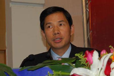 图文:高盛亚洲区董事总经理胡祖六先生
