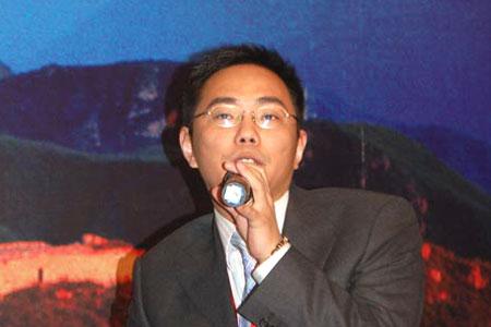 图文:中邮基金投资总监彭旭先生