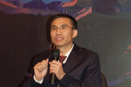 图文:和君咨询集团董事长王明夫博士
