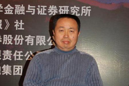 图文:睿信投资管理公司董事长李振宁
